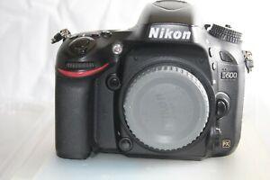 Nikon D600 DSLR Full Frame Camera - Body Only +   Battery &   Charger
