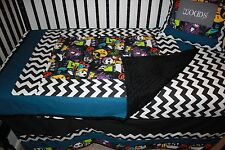 Nightmare Before Christmas   character baby bedding - no bumpers   -free pillow