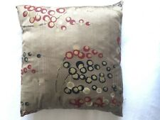 LOVELY  Silk chic CUSHION COVER And Feather Pad