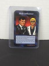 "ILLUMINATI CARDS ""Mob Influence"" New World Order Card Game"