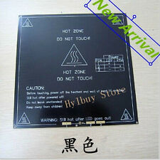 Black Heatbed MK2B 12V 24V PCB Hot Plate Heat Bed Prusa Mendel RepRap 3D Printer