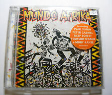 Mundo Afrika by Mundo Africa (CD, Jan-2004, Sony Music Distribution (USA))