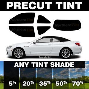 Precut Window Tint for BMW 428i Convertible 14-17 (All Windows)