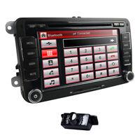 GPS Autoradio for VW NAVI DOPPEL DIN Golf 5/6 Passat Skoda Seat Touran Jetta Eos