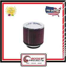 K&N Universal Air Filter Low Restriction - Washable And Reusable * RD-1400 *