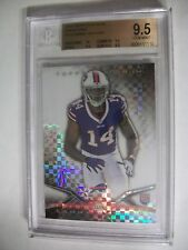 SAMMY WATKINS 2014 Topps Platinum Xfractor #119 BGS GEM MINT 9.5 RC Bills