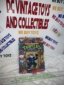 Vintage 1990 PANDA KHAN Teenage Mutant Ninja Turtles TMNT Action Figure 37-Back
