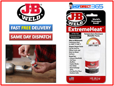 JB WELD EXTREME HEAT 1300°C HIGH HEAT PASTE EXHAUST MANIFOLDS STEEL METAL #37901