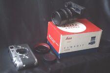 Leica leitz 11829 Elmarit - M 135mm F2.8 googles boxed con imballi great shape