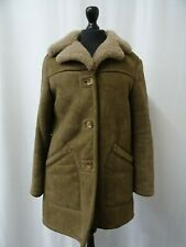 Women's Sheepskin Coat Size 6-8