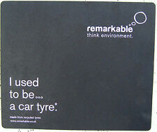 1 Remarkable recycled tyre mouse mat - environmentally friendly Stocking Filler