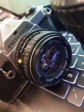 pentax mx 50mm 1.7 / 28-80 3.5 / 4.5 lenses