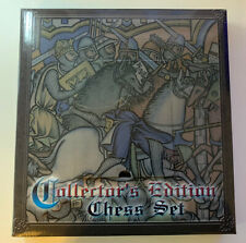 Schachset Golden Future Studio Collectors Edition - Sehr guter Zustand
