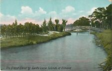 A View Of The Grand Canal By Santa Lucia Islands, Ormond, Florida FL