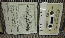 Monks Of Weston Priory Locusts & Wild Honey cassette tape 1972