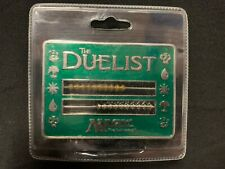 Magic The Gathering MTG Duelist Abacus Green Life Counter 1996 WOTC Brand New