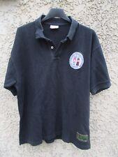 Polo JEUX OLYMPIQUES OLYMPIC GAMES ATLANTA 1996 Coca Cola shirt vintage noir L