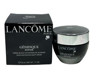 Lancome Genifique Repair Youth Activating Night Cream 50ml/1.7fl.oz. New In Box