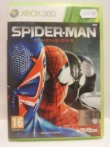Spider-man - Dimensions per XBOX 360 PAL
