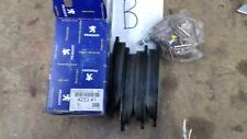 PEUGEOT PARTNER FRONT BRAKE DISCS /& PADS PAIR 1.9D 11//01-266mm x 22mm Vented