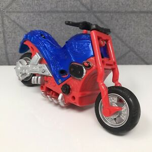 Spider-Man Motorcycle   Marvel   Toy Vehicle