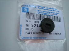 VX VY VZ COMMODORE LOWER SIDE SEAT TRIM SCREW PLUG ANTHRACITE EXECTUTIVE SS SV6