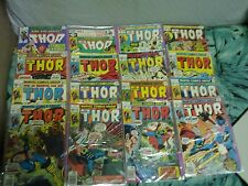 THE MIGHTY THOR - 65 ISSUES - VOLUME 1