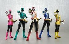 S.H. Figuarts Power Rangers Super Samurai metallic box set SDCC 2013 Tamashii