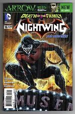 """NIGHTWING #16 - EDDY BARROWS ART & COVER - """"DEATH OF THE FAMILY"""" - 2013"""