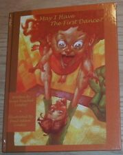 MAY I HAVE THE FIRST DANCE Sonja Pascal Linsley SIGNED w/drawing by illustrator