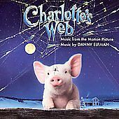 Charlotte's Web [Music from the Motion Picture] by Danny Elfman, CD