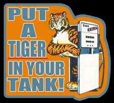 60's Gas Pop Culture Classic Esso Tiger custom tee Any Size Any Color