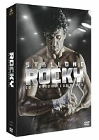 Rocky - Collezione Completa - Cofanetto con 6 Dvd - Nuovo