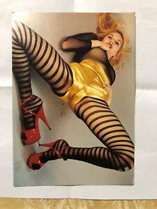 Cartolina Eric Kroll Erotica Vintage 1993
