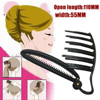 Banana Hairstyle Hair Comb Twister French Twist Hair Clip Clamp Styling Tool