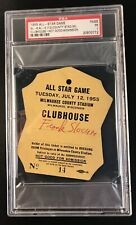 1955 Baseball All Star Game Milwaukee Stadium Club Pass Ticket Mantle Williams Fan Apparel & Souvenirs Baseball-other