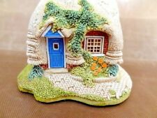 Lilliput Lane Cottage - Petticoat Cottage - Collector's Club Gift 1994