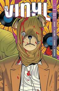 Vinyl #1 - Cover B - Image Comics - Bagged & Boarded