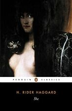 She (Penguin Classics) by Haggard  New 9780140437638 Fast Free Shipping=-
