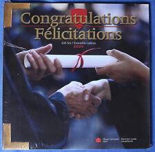 Canada 2004 - Special Congratulations Set - Includes Half Dollar