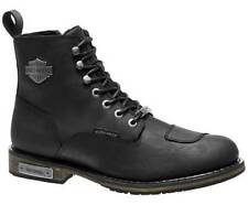 HARLEY-DAVIDSON® MEN'S CLANCY BLACK BOOT D97044 EURO 44 - UK 10