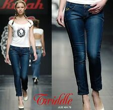 $179 Authentic Rare KILLAH By Miss Sixty Women's Super Skinny Twiddle Jeans