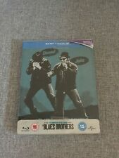 The Blues Brothers (Blu-ray, 2012) Steelbook Brand New Still Sealed