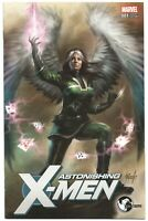 Astonishing X-Men 1 Marvel 2018 NM Lucio Parrillo Variant Rogue Gambit Wolverine