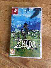 The Legend of Zelda : Breath of the Wild (Nintendo Switch, 2017)
