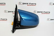 BMW X5 F15 X5M F85 AUßENSPIEGEL LINKS WING MIRROR LEFT 9 PIN SHADOWLINE KAMERA