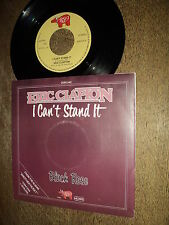 """ERIC CLAPTON 45 TOURS 7"""" BELGIUM I CAN'T STAND IT"""