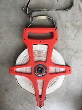 open reel measuring tape