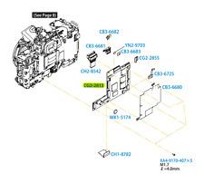 Canon EOS 60D Camera Main Borad MotherBorad PCB Assembly Replacement Repair Part