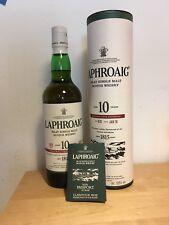 Laphroaig Cask Strength CS 10 Batch 010 0,7L 58,0% Islay Single Malt Whisky